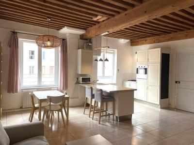 Lyon-1er-arrondissement - 3 pièce(s) - 71 m2