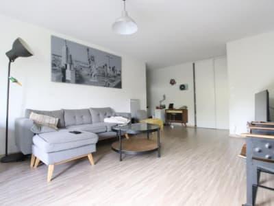 Bordeaux - 3 pièce(s) - 69.8 m2 - 1er étage