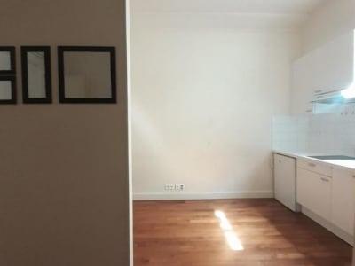 Appartement Paris - 1 pièce(s) - 17.0 m2