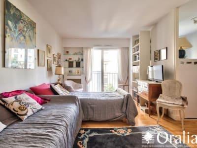 Paris 17 - 1 pièce(s) - 37 m2