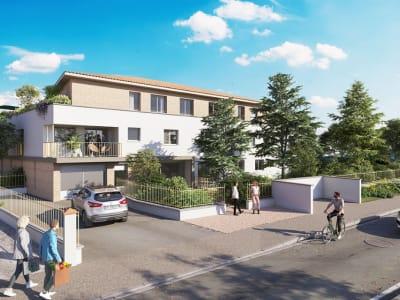 Appartement Saint Orens De Gameville 5 pièce(s)