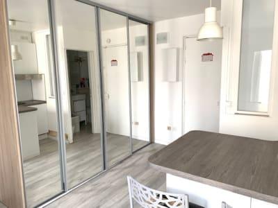 Appartement Paris - 1 pièce(s) - 14.88 m2