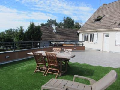 Maison Osny 130m² + Dépendance de 70m² aux normes PMR