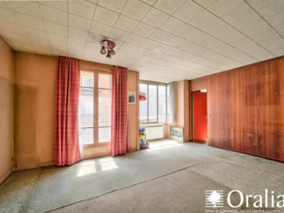 Paris 18 - 5 pièce(s) - 84 m2 - 3ème étage