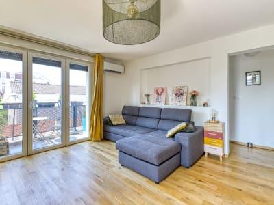 APPARTEMENT FAMILIALE - 6 pièces avec 4 chambres - 85 m2