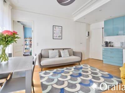 Paris 18 - 3 pièce(s) - 52 m2 - 3ème étage