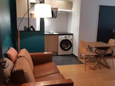 Appartement Paris - 1 pièce(s) - 25.05 m2