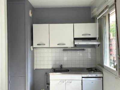 Appartement Villeurbanne - 1 pièce(s) - 26.84 m2