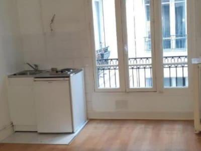 Appartement Paris - 1 pièce(s) - 14.45 m2