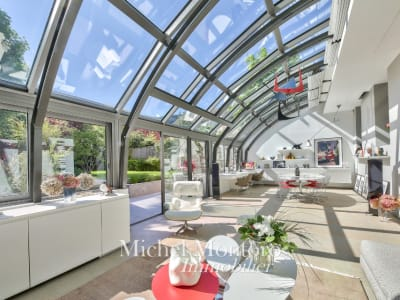 Appartement  d'exception  avec grand jardin Saint Germain En Lay