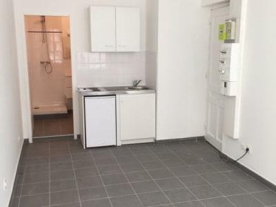 Villeurbanne - 20.80 m2