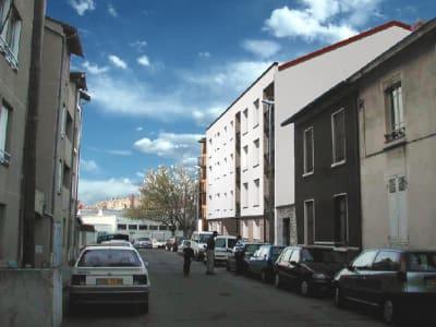 Villeurbanne - 1 pièce(s) - 23.00 m2