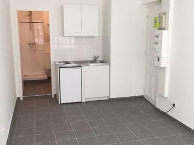 Villeurbanne - 1 pièce(s) - 19.37 m2