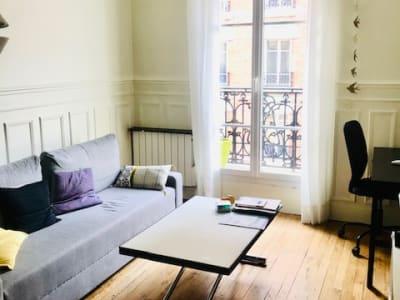 Bel appartement de 2 pièces avec le charme de l'ancien