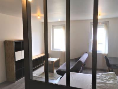 T1 bis meublé climatisé 35 m² - ST CYPRIEN-RAVELIN