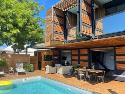 Maison Saint Francois 4 chambres 160 m2