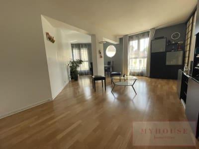 Bagneux - 4 pièce(s) - 92 m2 - 1er étage