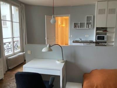 Appartement Paris 1 pièce(s) 30 m2