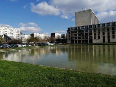 Meudon La Foret - 3 pièce(s) - 56.63 m2