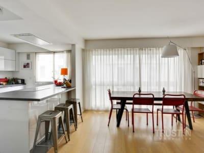 Paris 15 - 4 pièce(s) - 80 m2 - 1er étage