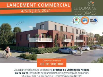 Nieppe - 2 pièce(s) - 46.07 m2