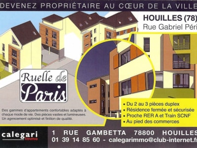 Houilles - 52 m2