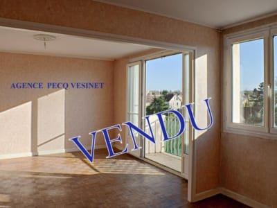 Le Pecq - 4 pièce(s) - 67 m2