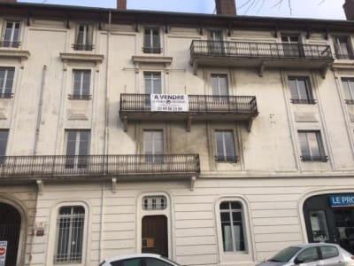 Vente appartement LONS LE SAUNIER