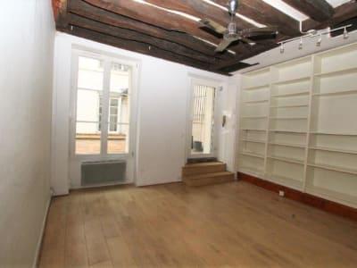 Appartement Paris - 1 pièce(s) - 20.2 m2