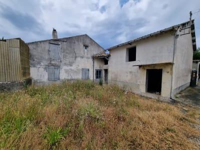 Maison Lapalud 100 m2, 100 m² - LAPALUD (84840)