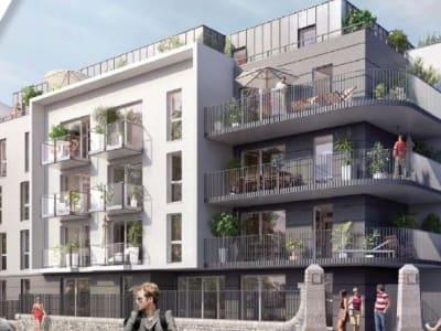 Appartement récent Dijon - 3 pièce(s) - 59.81 m2