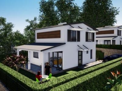 Le Piton St Leu - 4 pièce(s) - 75.05 m2, 75,05 m² - le piton st leu (97424)