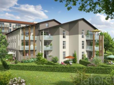 Appartement Nivolas Vermelle 2 pièce(s) 47.52 m2