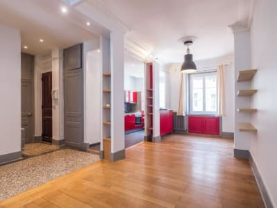 Appartement bourgeois Grenoble - 3 pièce(s) - 75.67 m2
