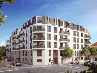 Appartement Sannois studio 37.81 m2