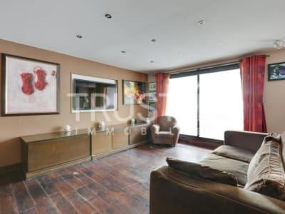 Paris 15 - 4 pièce(s) - 81 m2 - 3ème étage