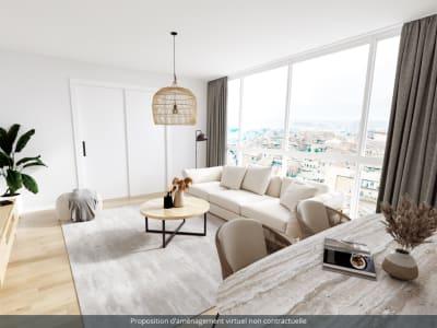 Appartement Noisy Le Grand 4 pièce(s) 82.56 m2