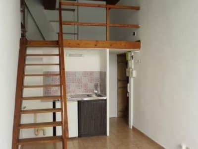 Lyon 04 - 1 pièce(s) - 16.19 m2 - Rez de chaussée