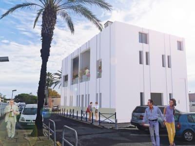 Vente d'un appartement T3 (69 m² Carrez) au GRAU DU ROI PROCHE P