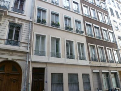 Appartement Lyon - 1 pièce(s) - 35.48 m2