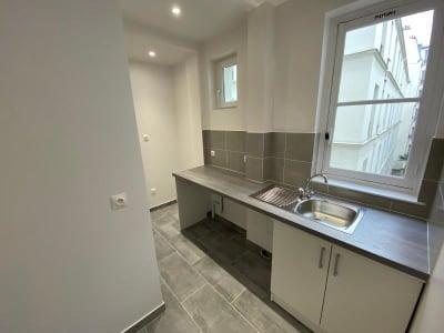 Appartement Paris - 2 pièce(s) - 38.01 m2