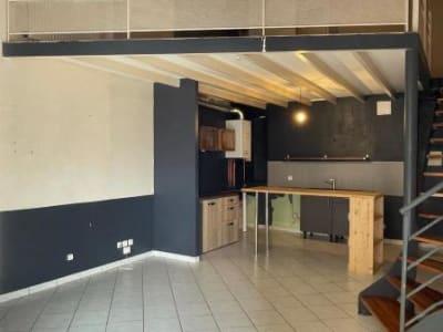 Appartement Lyon - 1 pièce(s) - 57.42 m2