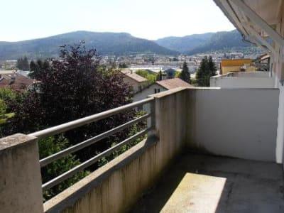 Appartement Oyonnax - 3 pièce(s) - 57.0 m2