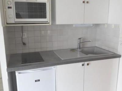 Appartement Grenoble - 2 pièce(s) - 39.0 m2