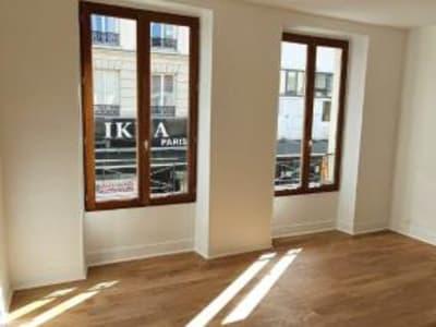Appartement Paris - 2 pièce(s) - 43.37 m2