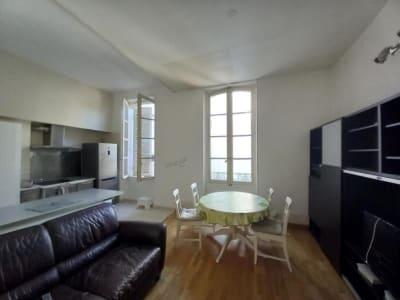 Appartement bourgeois Marseille - 3 pièce(s) - 62.1 m2
