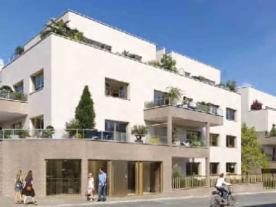 Appartement Caluire Et Cuire 2 pièce(s) 46.57 m2