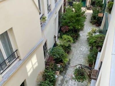 Quartier Bastille - Popincourt beau 2 pièces
