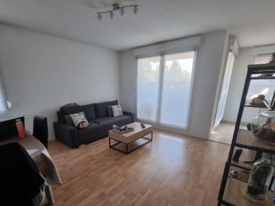 Appartement Mulhouse - 2 pièce(s) - 47.84 m2