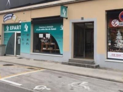 Vente local commercial LONS LE SAUNIER